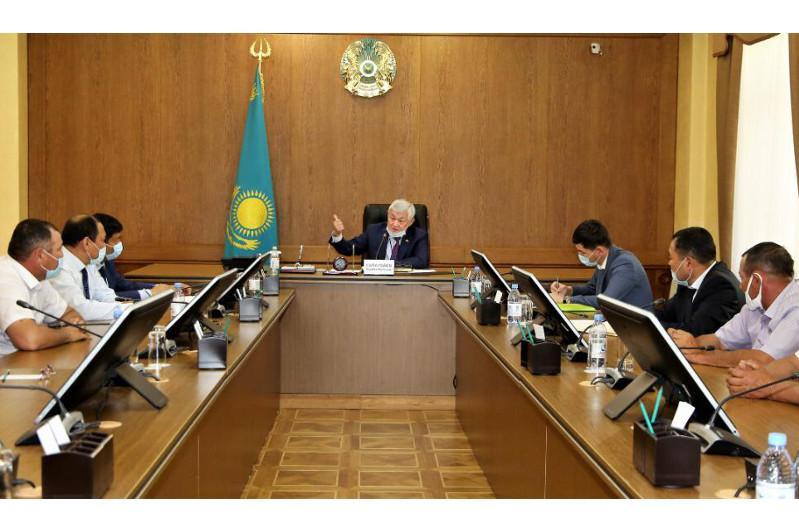 Бердибек Сапарбаев предложил жамбылским свекловодам объединиться в Ассоциацию