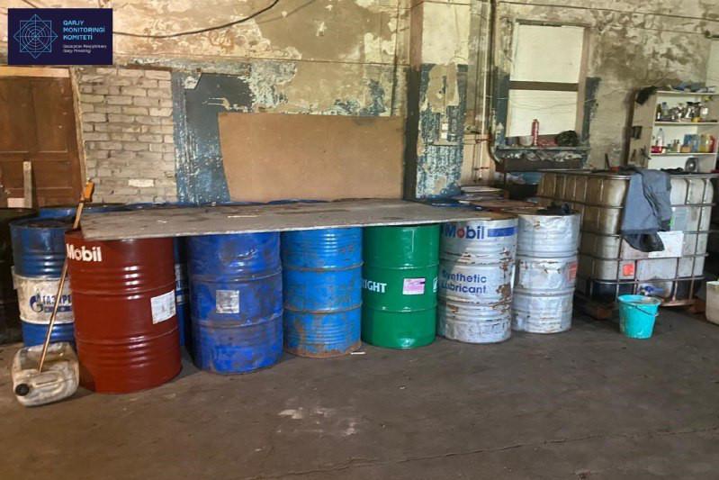 Павлодар тұрғыны гаражда қолдан дизель жасап, литрін 150 теңгеден сатып келген