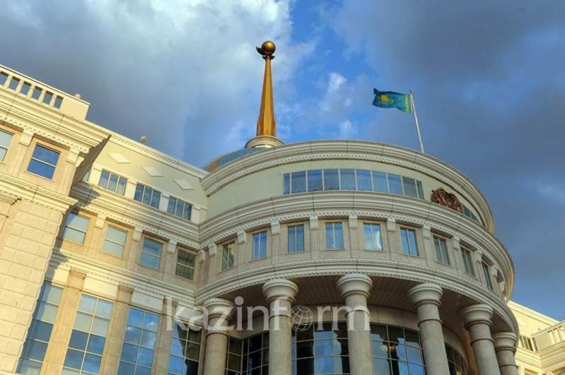 Касым-Жомарт Токаев выразил соболезнование Президенту Пакистана Арифу Алви