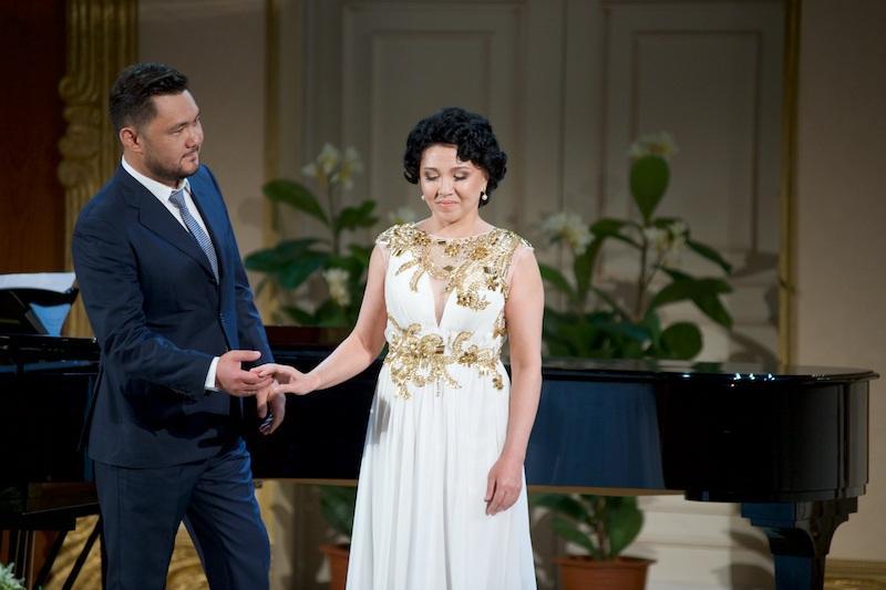 Звезда казахстанской оперной сцены Жаннат Бактай даст онлайн-концерт