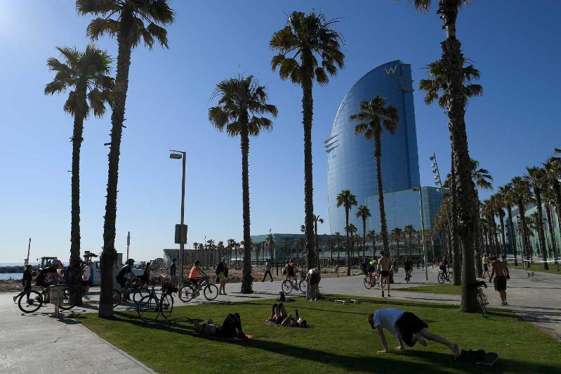 西班牙宣布7月份开始允许外国游客入境