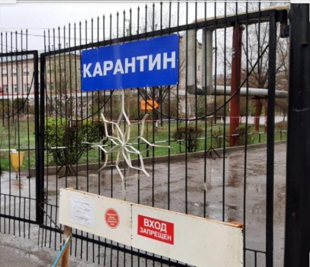 Сырымский район ЗКО закрыт на карантин