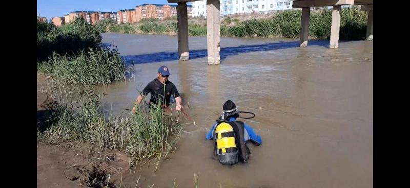 Қызылордада суға ағып кеткен баланы іздестіруге 53 адам жұмылдырылды