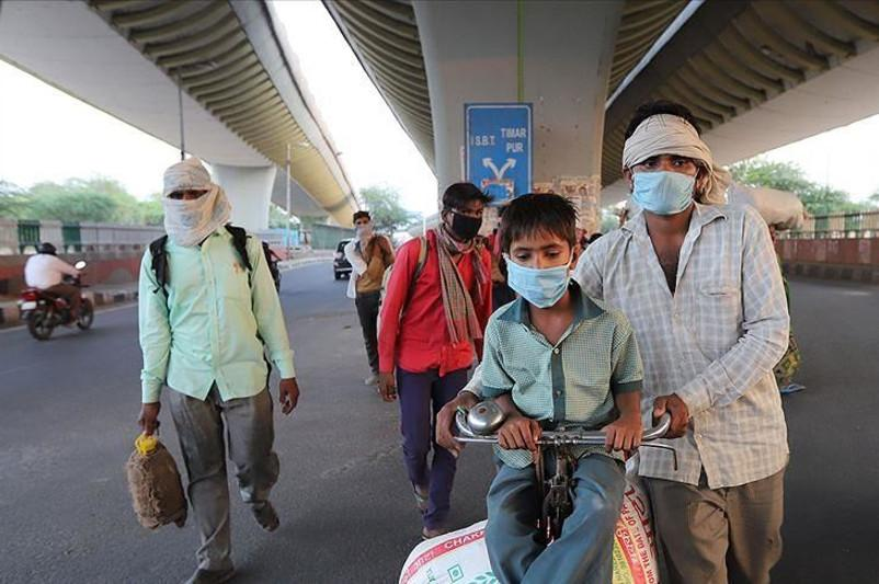 India sees highest daily increase in virus infections