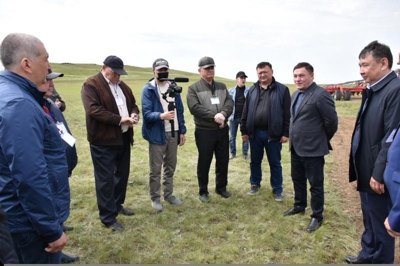 Ермек Маржикпаев посетил Жаксынский, Жаркаинский и Есильский районы