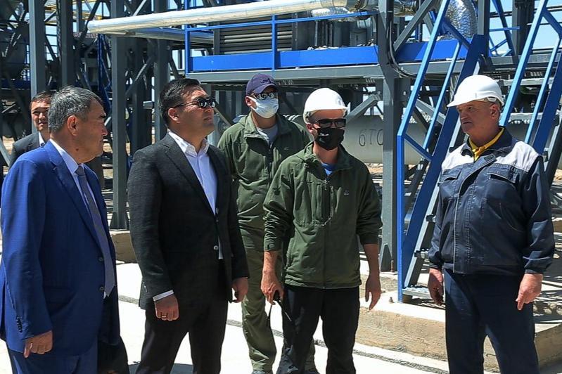 Уникальные проекты запустят в Туркестанской области по переработке нефти и угля