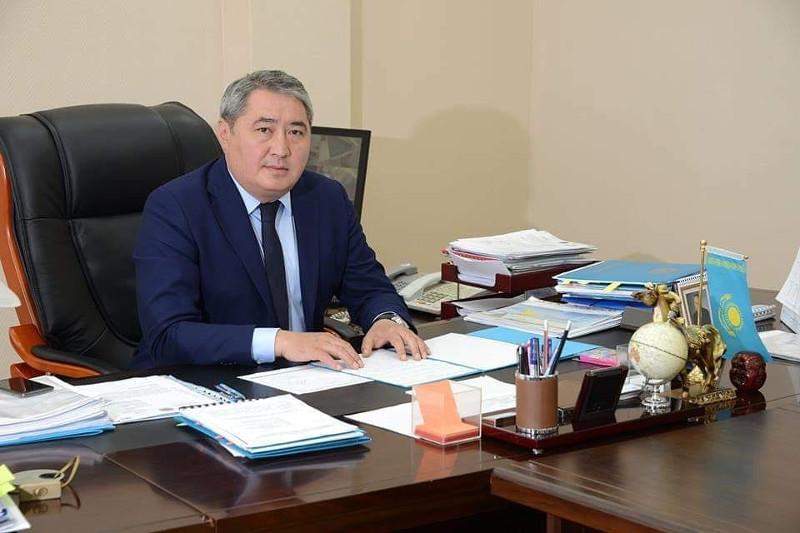 Экс-аким Капшагая получил новую должность в Алматинской области