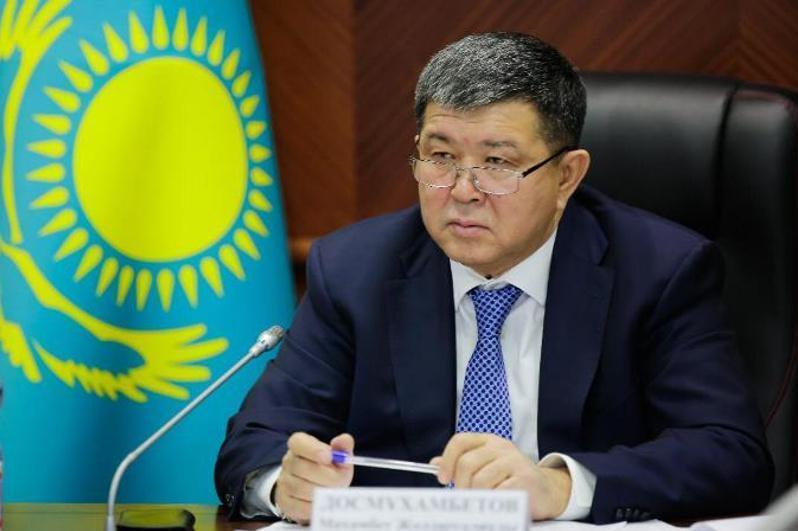 Махамбет Досмухамбетов: Тенгиз не закрывают, люди без работы не останутся