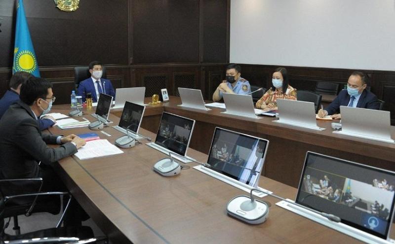 Мобильные группы по разъяснению мер по профилактике коронавируса создадут в Павлодарской области