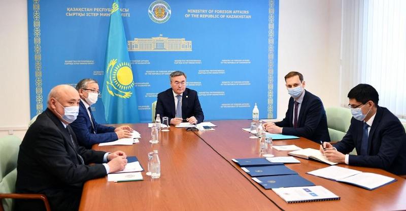 Глава МИД Казахстана принял участие в Совете министров иностранных дел ОДКБ