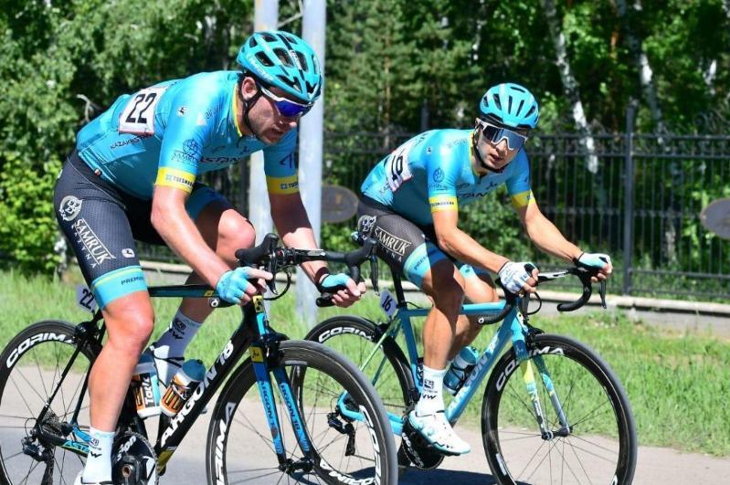 哈萨克斯坦自行车冠军赛将于8月举行