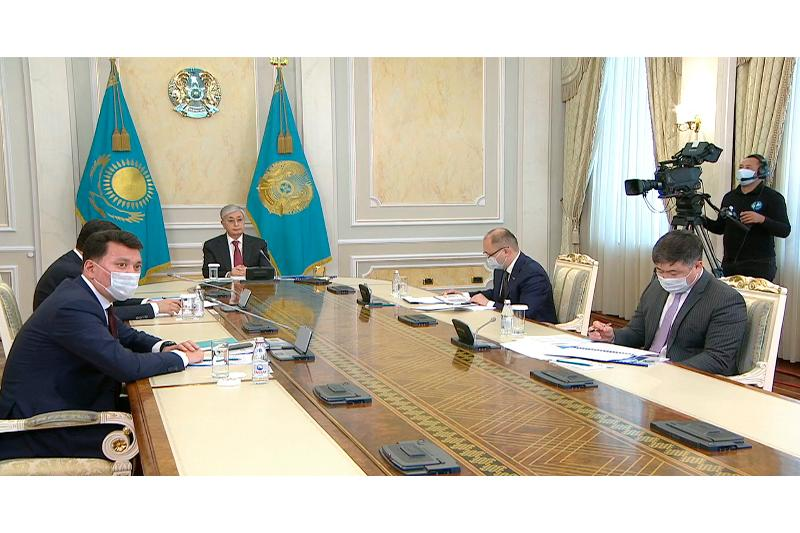 Началось третье заседание Национального совета общественного доверия