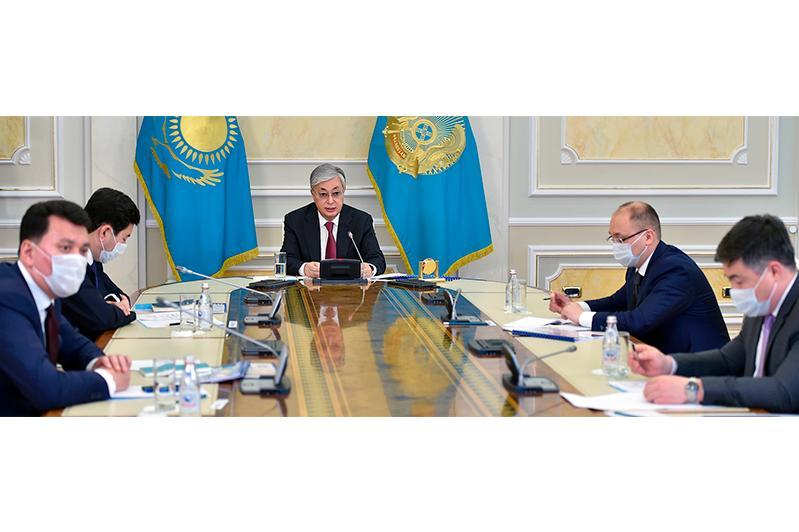 Касым-Жомарт Токаев: Главным мерилом успеха любого государства является человеческий капитал