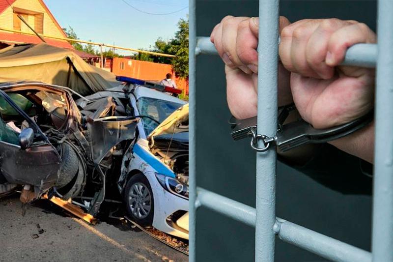 ДТП на блокпосту в Алматы: нарушитель арестован