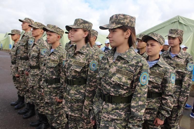 Республиканский военно-патриотический сбор молодежи «Айбын»  состоится в онлайн режиме