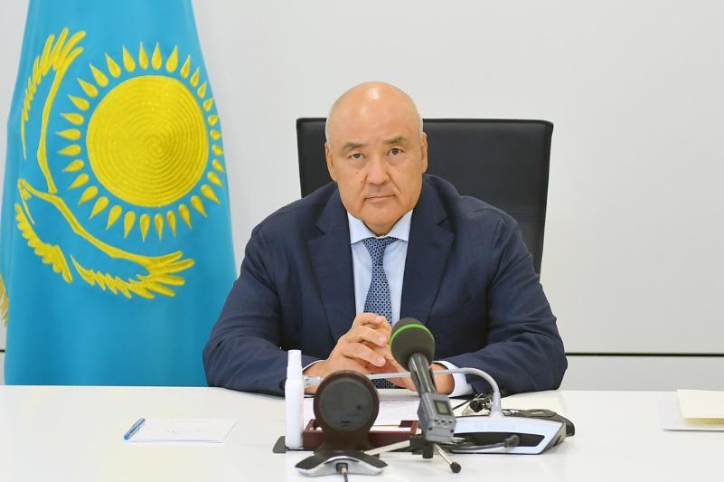 Умирзак Шукеев: Необходимо соблюдать карантинный режим для благополучия ваших семей