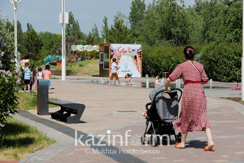 Карантин ослабили в Темиртау и Ботакаре