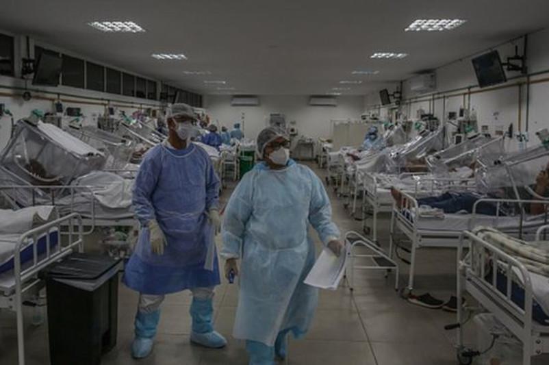 Коронавирус: Лотин Америкаси пандемия марказига айланмоқда