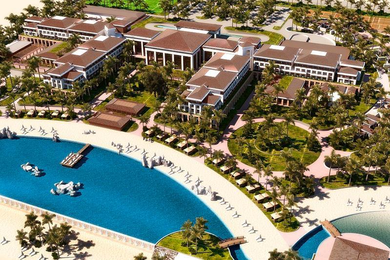 阿克套雷克索斯酒店将于今夏正式开业