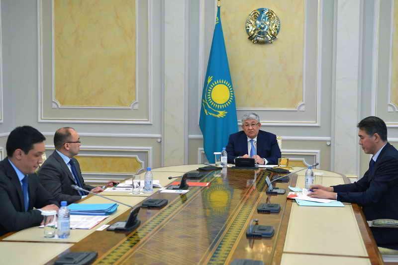 Комиссия при Президенте РК рассмотрела реализацию Антикоррупционной стратегии