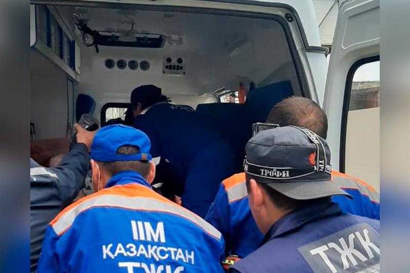 Ақтөбе хром қосындылары зауытында төрт жұмысшы мерт болды