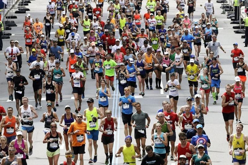 124-ші Бостон марафонывиртуалды өтетін болды