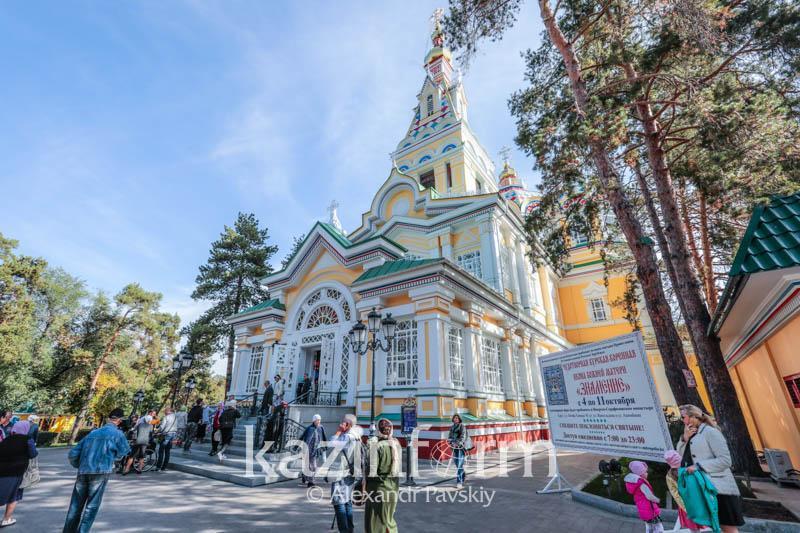 Религиозные объекты заработают в Алматы с 30 мая