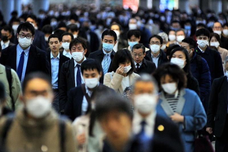 Японияда коронавирус эпидемиясининг иккинчи тўлқини бошланди