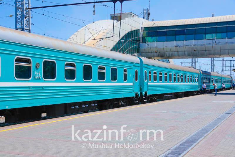 Какие пассажирские поезда запустят первыми в Казахстане