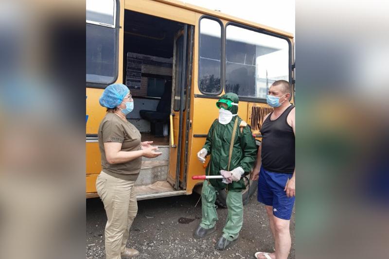 Маусымның 1-нен бастап Степняктен Көкшетауға автобус қатынай бастайды