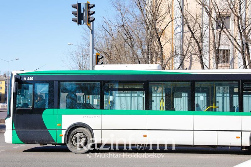 Междугородние автобусы запустят ориентировочно с 5 июня – МИИР РК