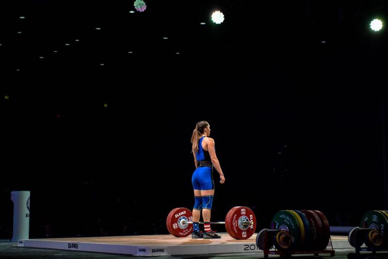 Первым мировым турниром по тяжелой атлетике после паузы станет ЧМ среди студентов