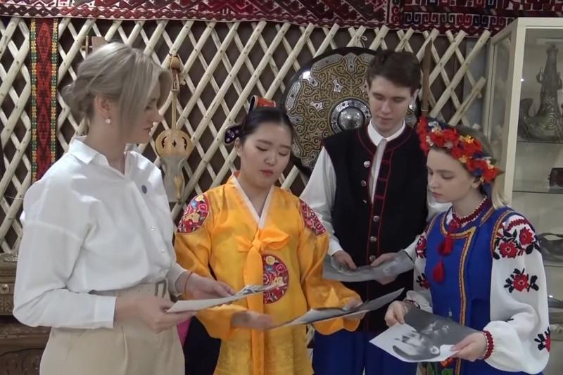 #WerememberPeople's Assembly of Kazakhstan launches challenge