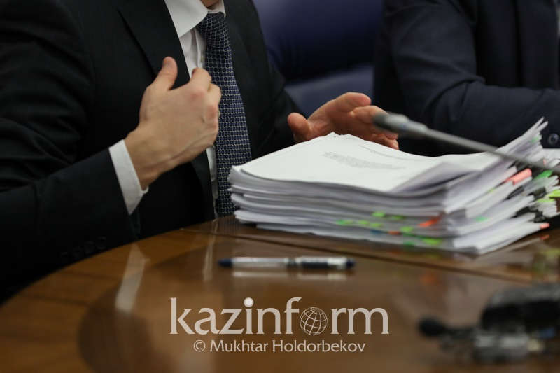 Вице-министр индустрии и инфраструктурного развития встретился с представителями румынских компаний