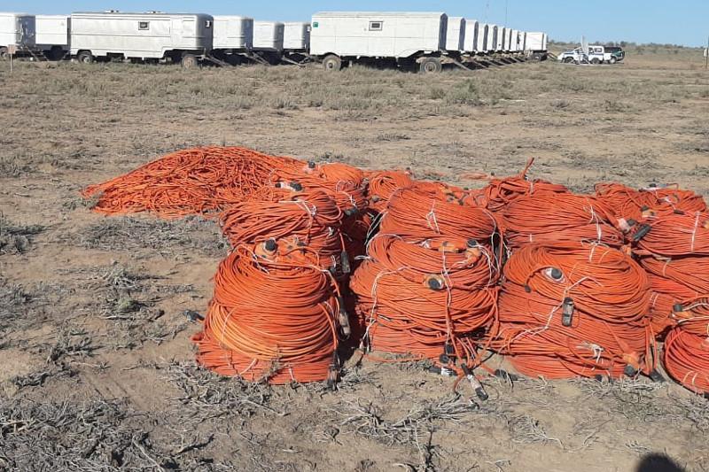Житель Жамбылской области украл кабель стоимостью почти в 1 млн тенге