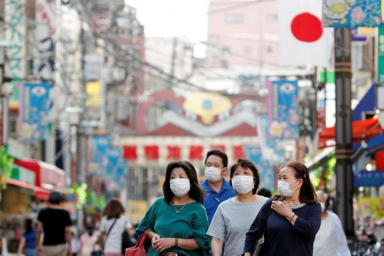 Most areas in Japan to fully reopen Mon. as new infections fall
