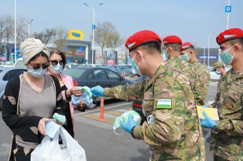 乌兹别克斯坦隔离措施延长至6月中旬