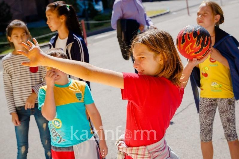 Когда откроются летние лагеря для детей в Казахстане