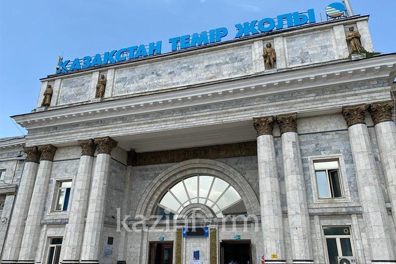 Поезда начали ходить в Казахстане: как работают вокзалы Алматы