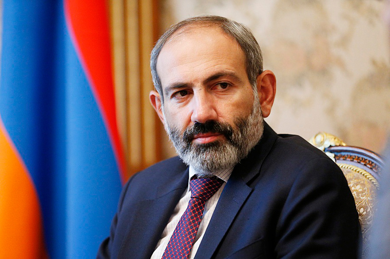 Kazakh President wishes COVID-19-infected Armenian PM speediest recovery