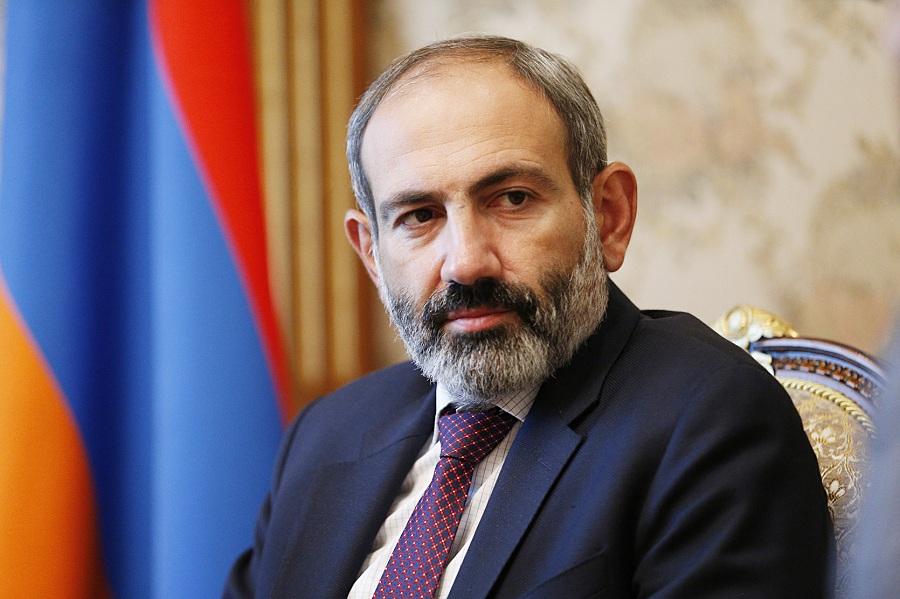 托卡耶夫总统发推特祝愿亚美尼亚总理早日康复