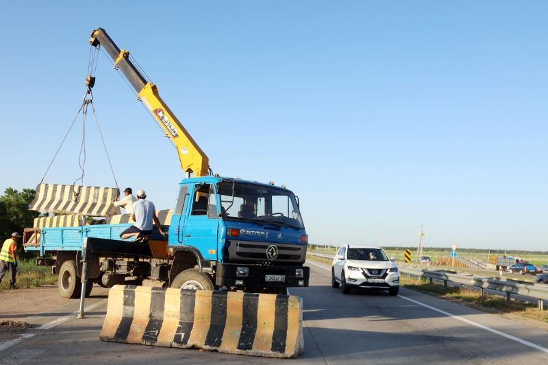 Жамбыл облысындағы блокпостардан екі айда 800 мыңнан астам жолаушы өткен