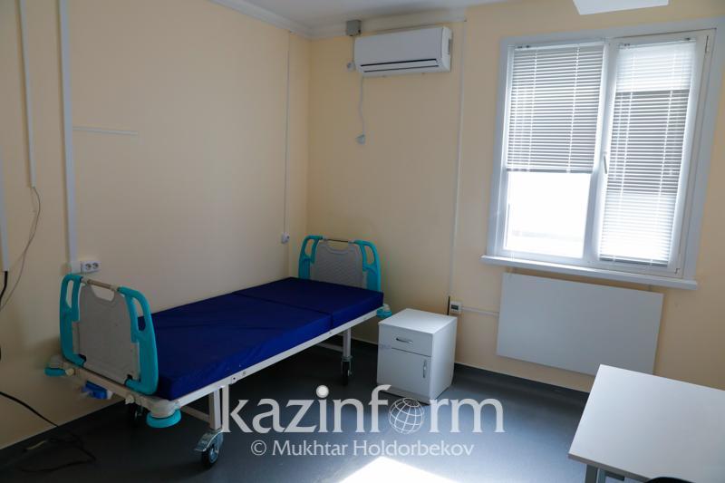 哈萨克斯坦新冠肺炎累计治愈病例达5458例