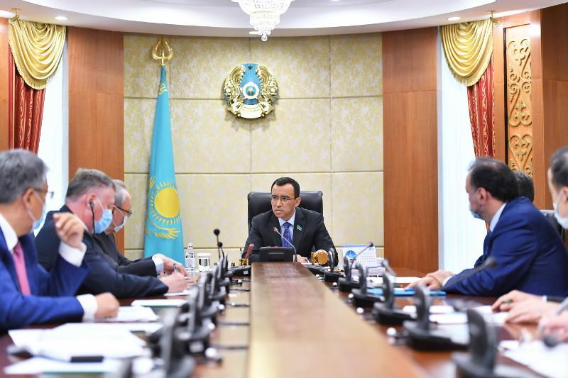 Бюро Сената определило повестку заседания палаты