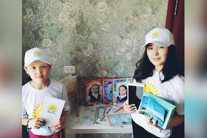 Шығыс Қазақстанда 38 жеткіншекке ноутбук сыйға берілді