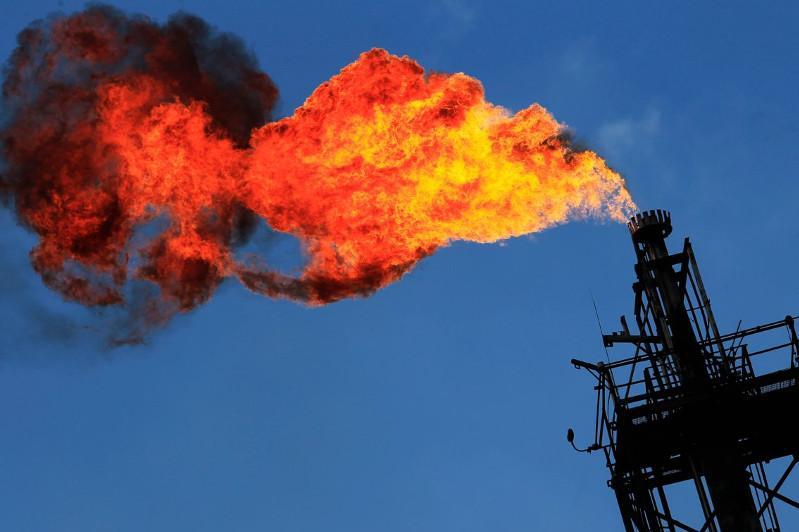 АО «Эмбамунайгаз» незаконно сожгло в факелах 1,3 млн кубометров газа в Атырауской области
