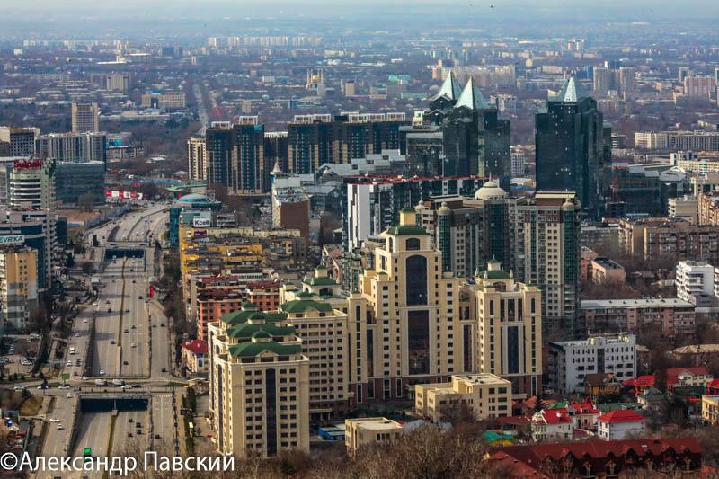 Almatynyń aýasy benzapırenge tekseriledi