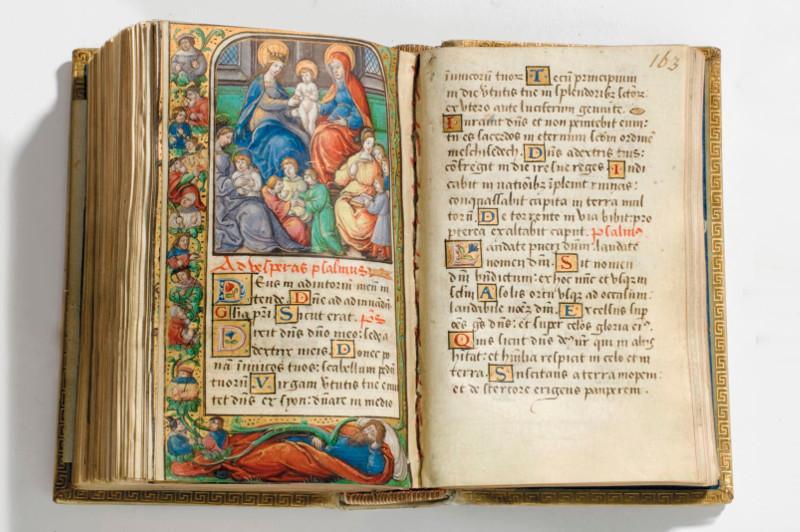 Патшайым Мария Стюарттың дұға кітапшасы Christie's бәссаудасына шығарылады