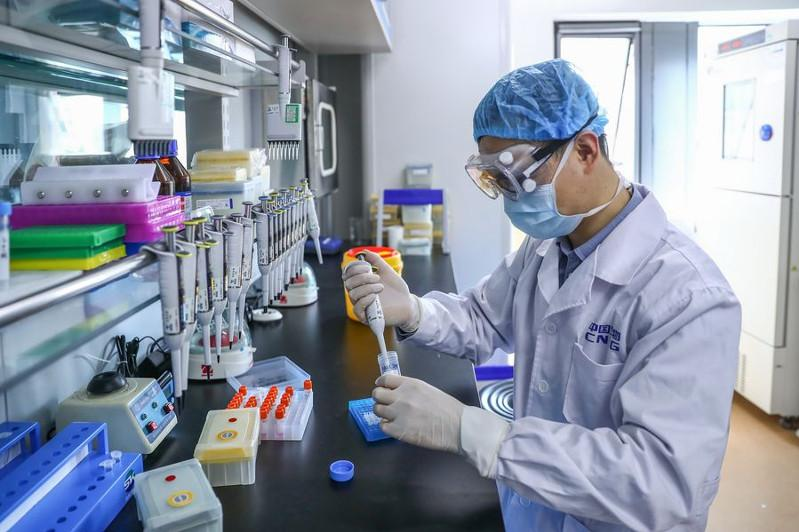 China steps up inactivated COVID-19 vaccine development