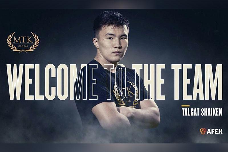 哈萨克斯坦青奥会银牌得主正式转入职业拳坛